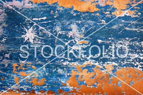 Colourful metal background texture