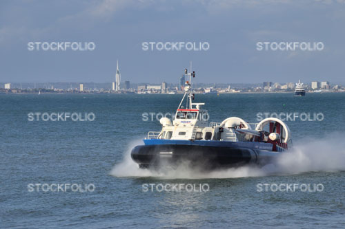 Portsmouth to Ryde Hovercraft