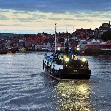Trawler Advance, Whitby Harbour