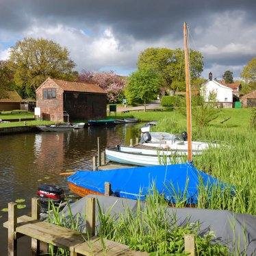 Barton Turf, Norfolk Broads