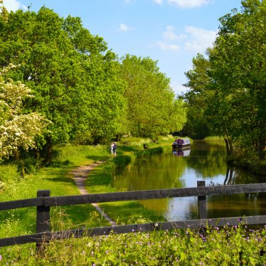 Coventry Canal, Fradley