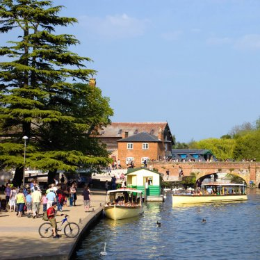 River Avon, Stratford upon Avon