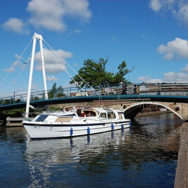 Wroxham Bridge, River Bure, Norfolk Broads